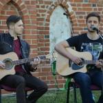 Jaunieji bardai - Matas Kaunietis ir Dangiras Petraitis