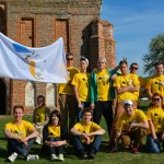 festivalio savanoriai - Zapyškio jaunimas