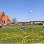 12 Restauruojama istorinė Šv. Jono Krikštytojo bažnyčia, sutvarkomos šio Zapyškio bendruomenei ir svečiams patrauklaus objekto prieigos.