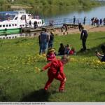 2 Kauno rajono gyventojai ir kiti miestelio svečiai į Zapyškį gali atplaukti laivu.