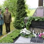 27 Zapykšio seniūnijoje pagerbiami buvusioje Zigmo Balsio sodyboje kautynėse su NKVD kariuomenės kareiviais žuvę ir sode palaidoti partizanai.